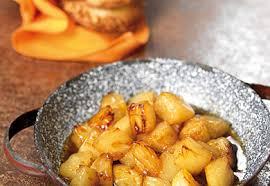 cuisiner l ananas poêlé d ananas au rhum et au sucre roux les fruits et légumes frais