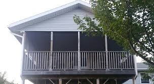 diy screen porch simple step by step instructions supply list