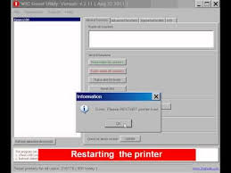 wic reset utility epson l200 download free reset how to reset epson l800 l100 l200 printers youtube