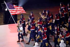Ceremony Flag 2018 Olympics Us Athlete Skips Opening Ceremony Amid Feud Over