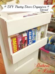 Kitchen Cabinet Door Organizers Adjustable Pantry Door Organizers Houzz Pantry Doors Free Standing