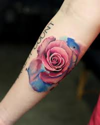 54 outstanding rose flower tattoos designs and ideas parryz com