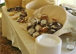 edible wedding favor ideas fall wedding party favor ideas beautiful fall wedding favors for