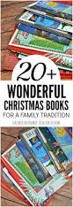 favorite christmas books for a family holiday tradition