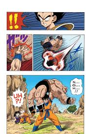 read dragon ball full color saiyan arc chapter 32 page 5 online