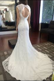 keyhole wedding dress and alterations weddings beauty and