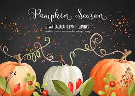 pumpkin clipart autumn clipart thanksgiving clipart