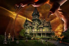halloween background art 1950 halloween spooktacular at the carson mansion light pixie u0027s contest