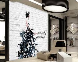 compare prices on brick wall murals online shopping buy low price beibehang custom wallpaper home decorative mural brick wall handmade beauty clothing shop background wall mural 3d