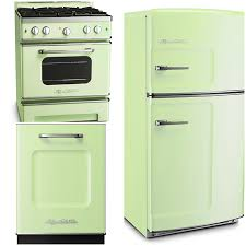 Turquoise Kitchen Accessories by Sparkling White Kitchens With Big Chill Appliances