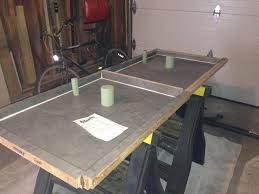 Concrete Bathtub Mold How To Make Concrete Countertops Snapguide