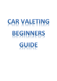 formula 3 logo car valeting beginners guide