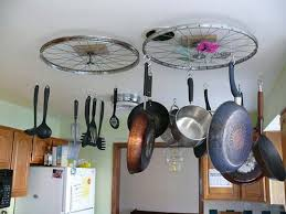 craft ideas for kitchen 21 awesomely creative diy crafts re purposing bike rims