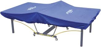 Stiga Deluxe Table Tennis Table Cover S Sporting Goods