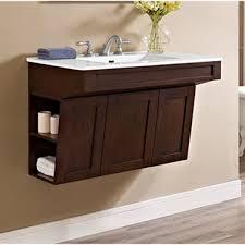 fairmont designs bathroom vanities fairmont designs shaker americana 36 wall mount vanity habana
