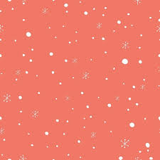 christmas pattern christmas pattern with snow vector free