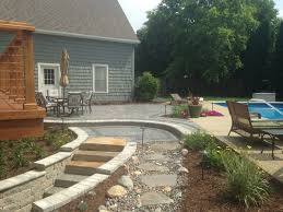 Landscaping Bloomington Il by Natural Stonework Serenity Creek Design U0026 Landscaping