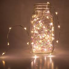 10 u0027 warm white led fairy light string fairy bedrooms and light