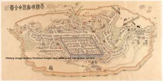 Tianjin China Map Welcome To Historynyc Historical Maps Poster Books And Custom