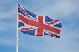 The England Flag British Flag In The Sky Free Stock Photo Public Domain Pictures