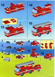 truck instructions fire truck instructions shop partiko com toys board games