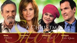 a christmas snow gospel play o poder do perdão