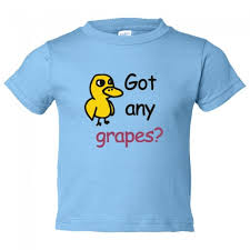 Meme Tees - got any grapes meme tee shirt