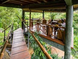 little padi treehouse bungalow bali eco stay