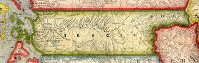 County Map Washington by Skagit County Washington 1909 Map U2022 Mappery