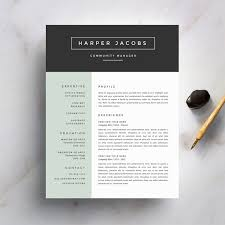 The Best Resumes by 36 Best Resumes Images On Pinterest Resume Ideas Cv Design And