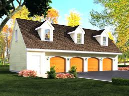10 car garage plans g456 24 x 30 10 hip brick eave side doors garage plan free