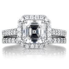 asscher cut diamond engagement rings splendid asscher cut diamond engagement ring settings tags