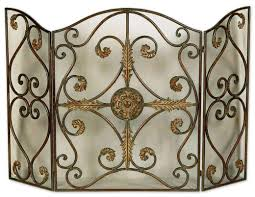 decorative fireplace screen binhminh decoration