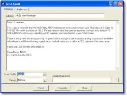 ham club membership alpine software