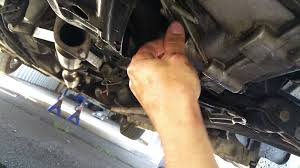 how to change the manual transmission fluid in a 95 99 eclipse n t
