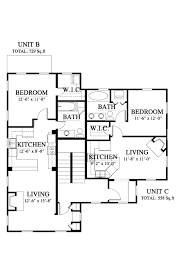 05375 live work house plan 05375 design from allison ramsey