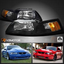 ebay mustang headlights ford mustang headlights ebay