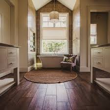 Hardwood Floors In Bathroom Farmhouse Interior Design Ideas Home Bunch