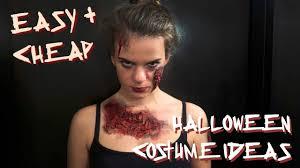Walking Dead Halloween Costume Ideas Cheap Easy Halloween Costume Ideas Walking Dead Skeleton