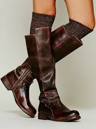 bed stu s boots sale lyst bed stu bonnor boot in brown