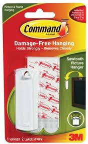 hanging without nails how to hang pictures without using nails command strips nail