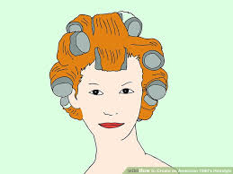 easy 1930 hair 4 ways to create an american 1940 s hairstyle wikihow