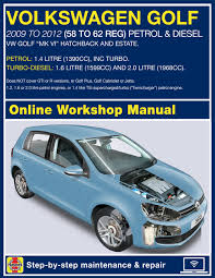volkswagen polo workshop and repair manual online