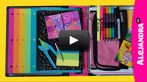 Alejandra Tv 100 Alejandra Costello How To Organize Office Supplies In