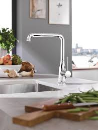 grohe 30269000 essence kitchen tap high spout 0 150 360 degree