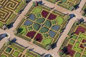 the kitchen garden chateau and gardens of villandry