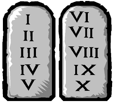 ten resume writing commandments ten commandments for working with your