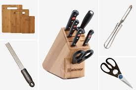 top chef 35 kitchen essentials for the home cook hiconsumption henckels kitchen shears 15 wusthof seven piece starter block set 140