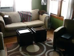 Black Leather Ottoman Coffee Table Kenwell Tray Top Storage Ottoman Coffee Table Ning Red Leather
