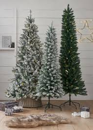 buy lit 7ft slim pine christmas tree from the next uk online shop